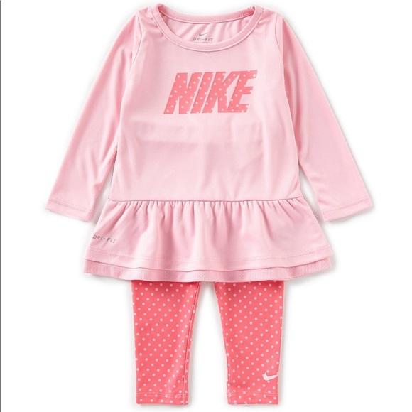 7ae07d2cb0f6 Nike Dri fit peplum tunic set